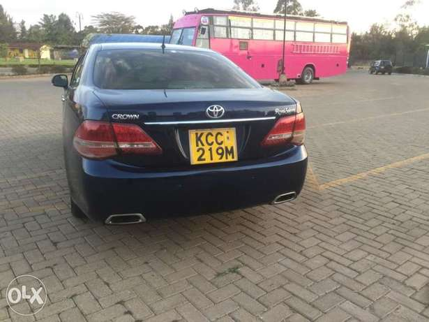 Toyota Crown new shape Trade in accepted Madaraka - image 4