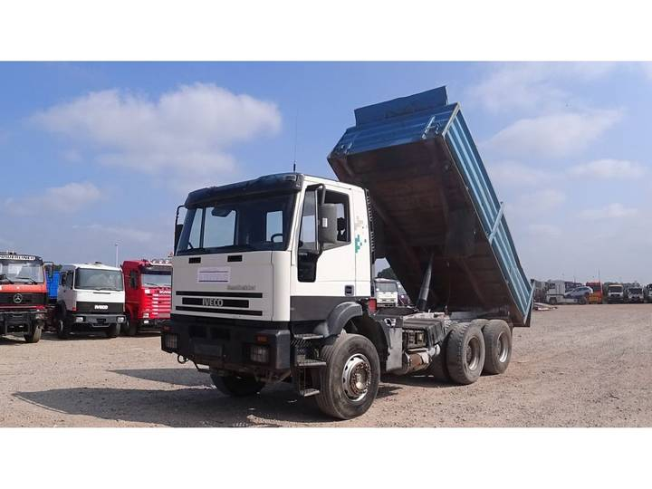 Iveco Eurotrakker 260 E 30 (BIG AXLE / STEEL SUSPENSION / MANUA... - 1998