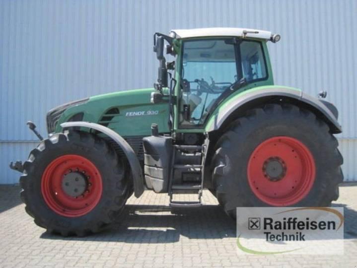 Fendt 930 vario - 2010