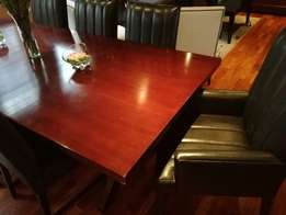 Boardroom Table and Chairs for Sales