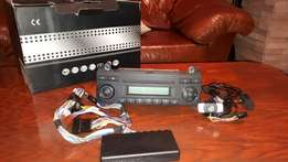 Mercedes vito cd/ radio player and parrot hands-free kit