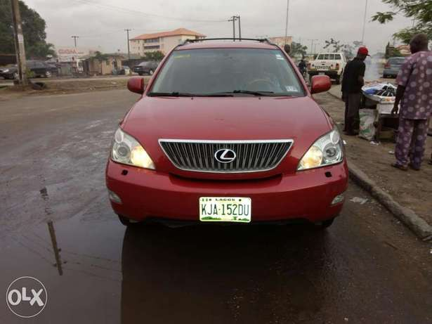 Very Clean and Neat RX330 ( First Body) Amuwo Odofin - image 1