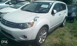 KCN 2010 Outlander on sale: hire purchase