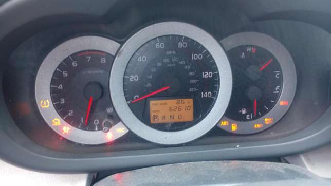 Extremely sound and neat 2007 RAV4 with factory chilling AC Warri South - image 8