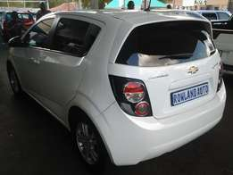 2012 Chevrolet sonic 1.6 for sale R98 000
