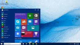 Windows 10 Pro For 32bit and 64bit