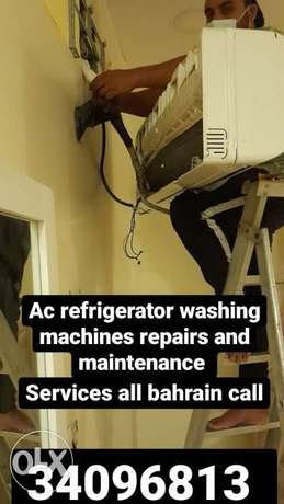 Ac refrigerator washing machine repair and service workshop