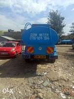 Clean water lorry for sale
