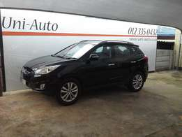 Hyundai IX35 R 2.0 Crdi Gls Executive