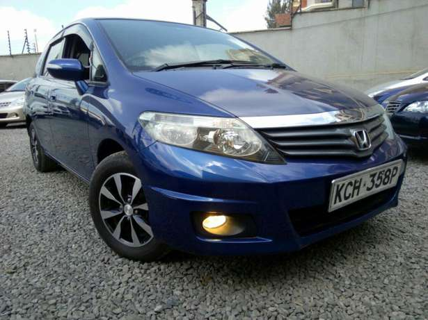 Clean Honda airwave,blue colour ,2009 model fully loaded. Lavington - image 2