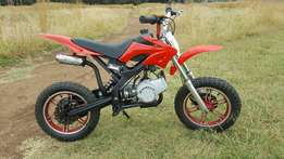 50cc Kiddies Off Road Scrambler for sale Bargain