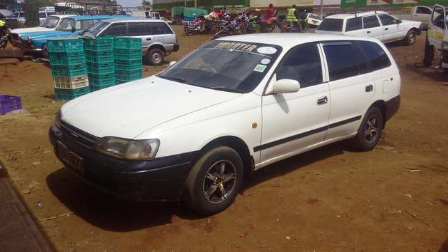 Clean Caldina for sale Karatina - image 3