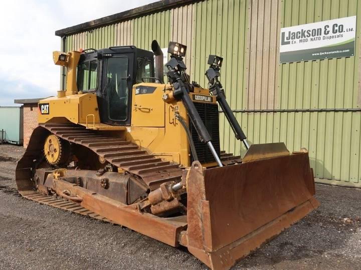 Caterpillar D6T LGP - 2012