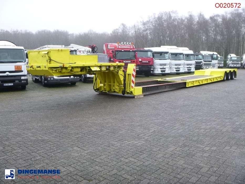 Nooteboom Semi-lowbed trailer ext. OSDBAZ 48V V8 - 1995