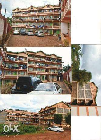 Apartment for sale with 30 2 bedroom units Karatina - image 1
