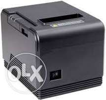 POS 80mm Thermal Receipt Printer -Fast printing up to 200mm/sec for bo