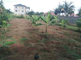 Land for sale situated at Namugongo Sonde at 65m