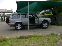 2001 Jeep Cherokee Expedition