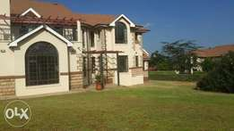 Runda Luxurious 5 Bedroom All Ensuite Plus SQ Available For Rent