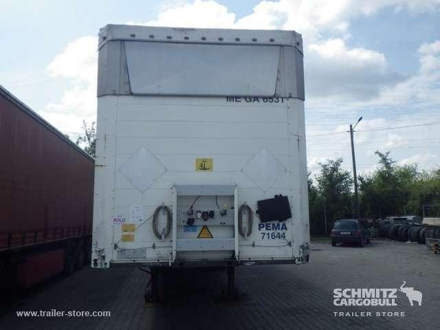 Schmitz Cargobull Semitrailer Prelată culisantă Mega - 2012 - image 5
