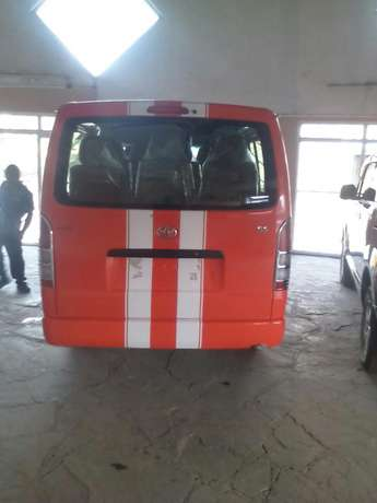 Toyota Hiace 7L manual diesel for sale Mombasa Island - image 2