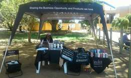 We print and supply tents,camp chairs,folding tables and table cloths