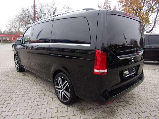 Mercedes-Benz V 220d  Edition, Leder, Comand, Distr., 360 Bluetooth Navi LED Vollleder Klima Einparkhilfe el. Fenster - 2018 - image 4
