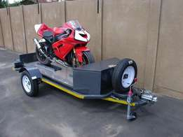 Single double and Triple Bike Trailer
