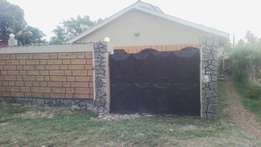 3 bedrooms master ensuit bungalow 4.5m with title.
