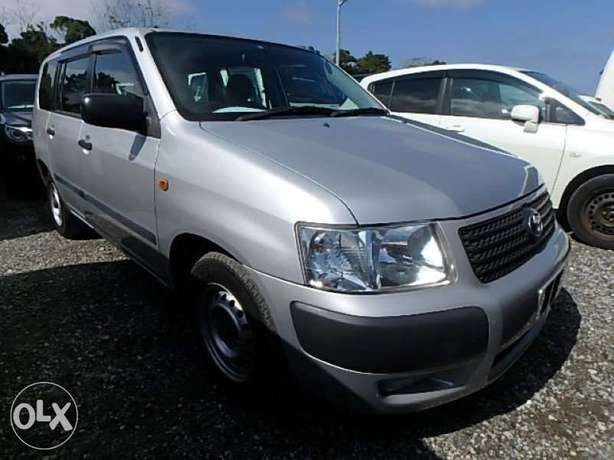 Toyota Succeed UL Year 2010 Model Automatic Transmission 2WD Silver Nairobi West - image 1