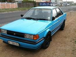 Nissan Sentra 1.3 1991 on special sale R24500