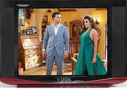 V-TECH 17 inch Analogue Colour CRT Television