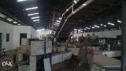A functional confectionery factory at Lagos sagamu expressway