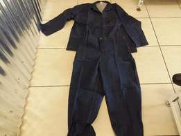 Denim Conti Suits - Large Sizes - R150.00 each
