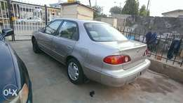 Toks Toyota corolla 2001 for sale