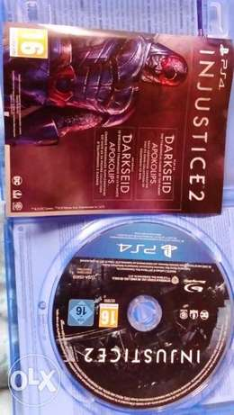Injustice 2 with bonus code and downloadable content Lagos Mainland - image 2