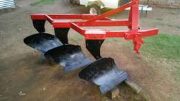 3 Furrow plough, For sale