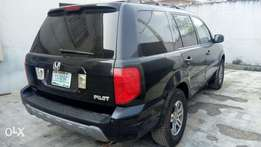 Honda Pilot 04 Used First Body
