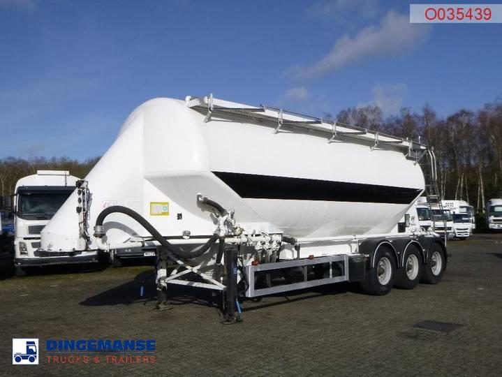 Feldbinder Bulk tank alu 40 m3 / 1 comp - 2008