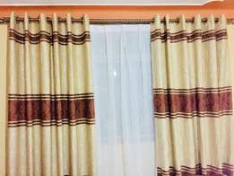 curtains and Netting's