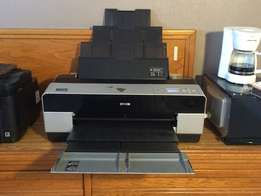 Used Epson Stylus Pro 3880 For Sale