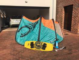 Cabrinah kite and board for sale