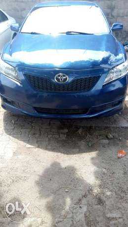2008 foreign used Camry Sport edition with fabric seats available 2.8M Obalende - image 3