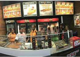 Sausage Saloon franchise for Sale