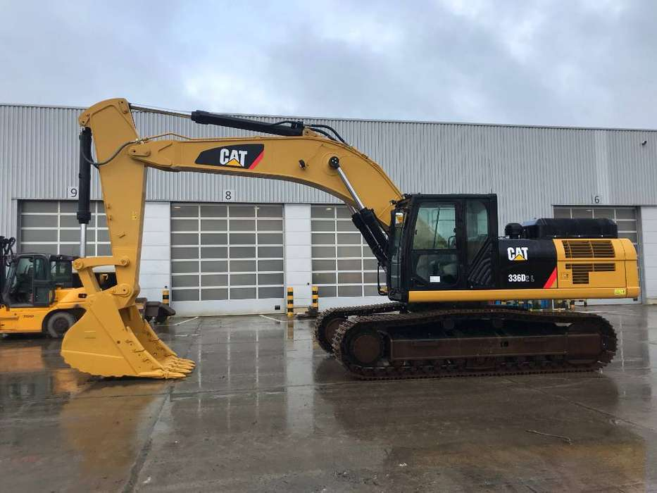Caterpillar 336 D2L - 2017 - image 2