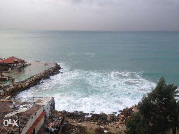 Chalet for rent in Jounieh with an amazing view (1$=1,500)