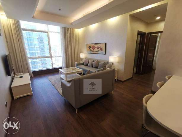 A VIP fully furnished 2 bedroom apartment located in Salmiya