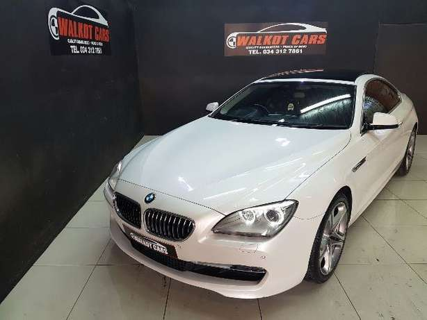 2012 BMW 640D Coupe A/T (F13) Newcastle - image 7
