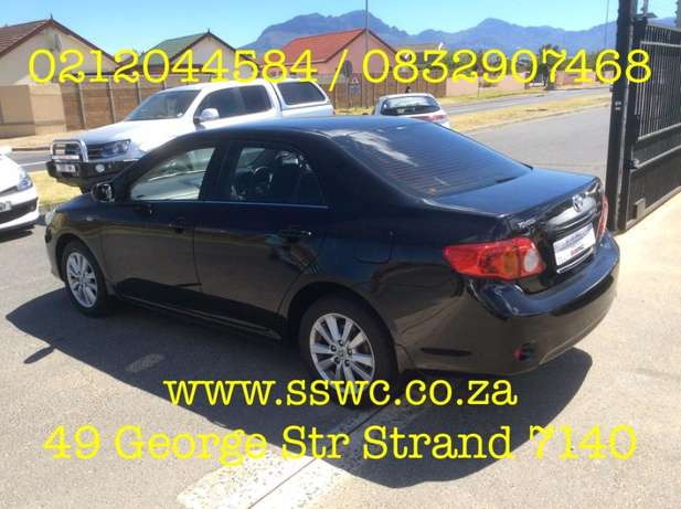 2008 Toyota Corolla 1.6 Advanced Strand - image 3
