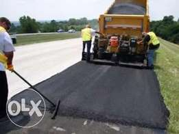 Tar Roads Surfacing